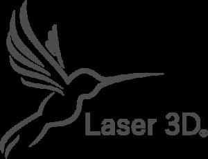 logotyp Laser 3D w png